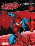 The Amazing Spider-Man: Colouring & Activity Book