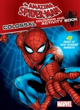 The Amazing Spider-Man Colossal Colouring & Activity Book