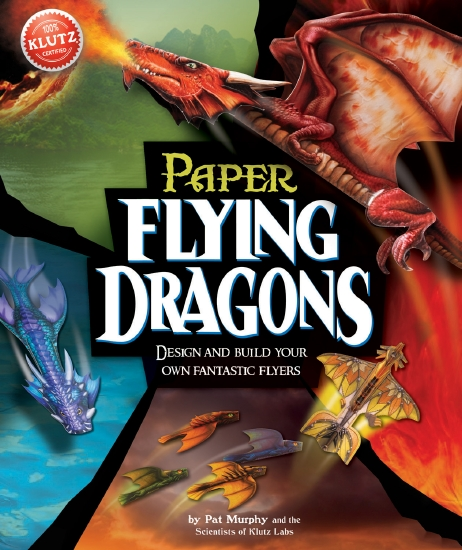 Paper Flying Dragons Single