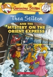Thea Stilton and the Mystery on the Orient Express (#13)