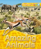 Explorers: Amazing Animals PB