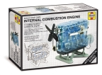 Internal Combustion Engine Working Model
