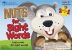 Nuts for Sight words