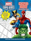 Marvel Super Heroes: How to Draw