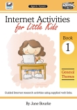 INTERNET ACTIVITIES LITTLE KID