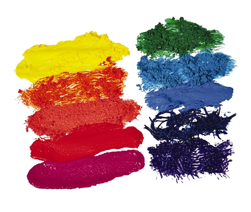 Finger Paint Sensations Kit                                                                          - Arts & Crafts