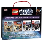 Lego Star Wars Ultimate Sticker Collection Carry Case