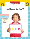 Study Smart: Letters A to Z Level K1