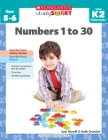 Study Smart: Numbers 1 to 30 Level K2