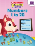Learning Express: Numbers 1 to 20 Level K2