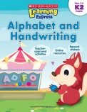 Learning Express: Alphabet and Handwriting Level K2