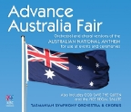 Advance Australia Fair CD