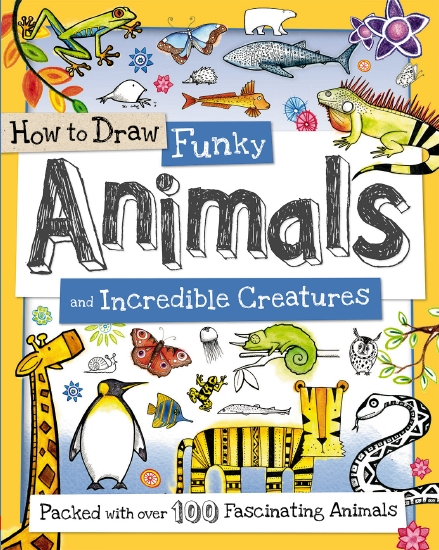 How to Draw Funky Animals