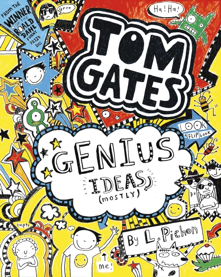 Tom Gates: Genius Ideas (Mostly) (#4)