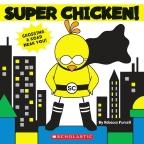 Super Chicken Board Book
