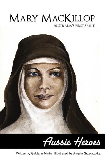 MARY MACKILLOP                 - Book