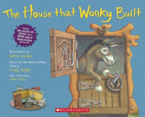 wonky donkey book canada