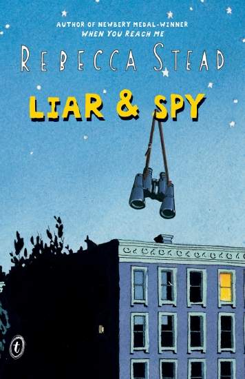 LIAR AND SPY                   - Book