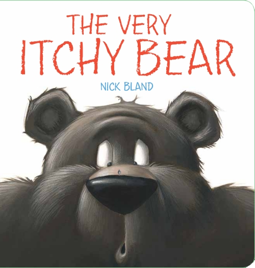 Very Itchy Bear Board Book