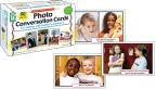 Photo Conversion Cards for Children with Autism and Aspergers Board Game