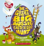 The Great Big Aussie Easter Egg Hunt (with CD)