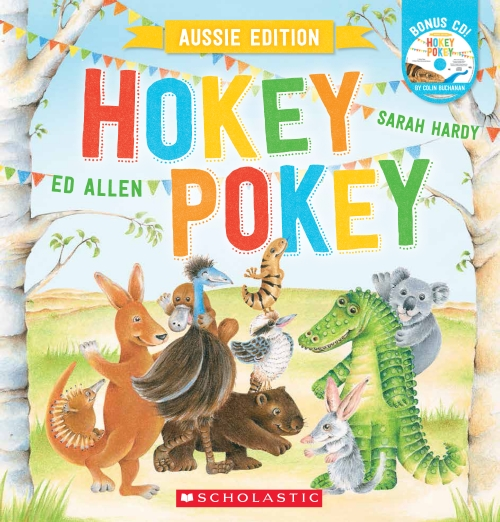 Hokey Pokey Aussie Edition with CD