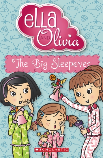 the store ella and olivia 6 the big sleepover book the store