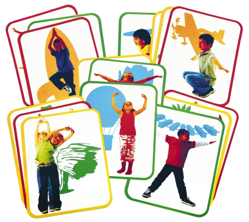 Body Poetry Yoga Story Cards