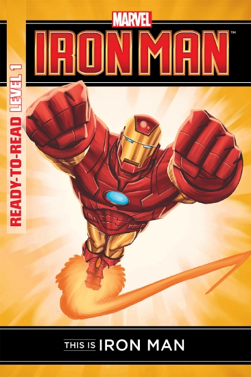 The Store Marvel Ready To Read Level 1 This Is Iron Man