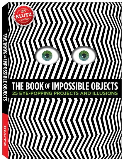 BOOK OF IMPOSSIBLE OBJECTS SGL