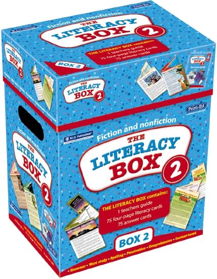 The Literacy Box 2 - Teacher Resource