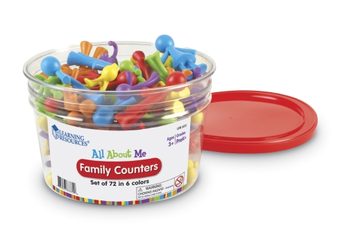 My Family and Me Counters