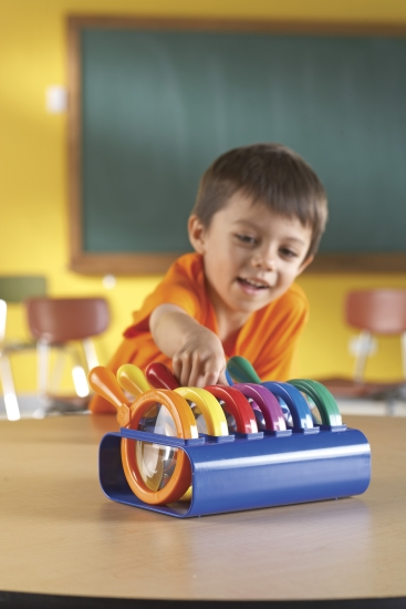 Primary Science: Jumbo Magnifyers with Stand