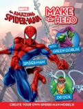 The Amazing Spider-Man: Make-A-Hero