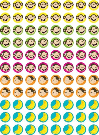 Monkey & Bananas Hot Spots