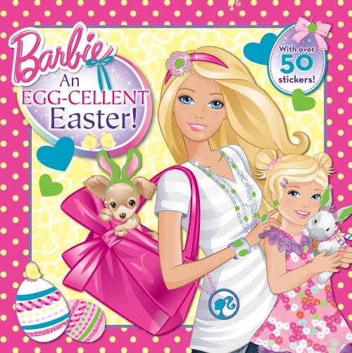 Barbie: An Egg-cellent Easter!