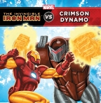 The Invincible Iron Man vs Crimson Dynamo