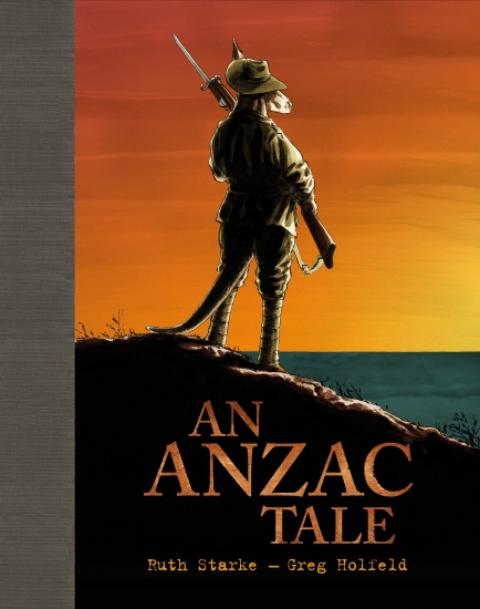 An Anzac Tale - Book