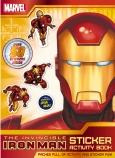 The Invincible Iron Man Sticker Activity Book