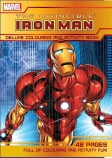 The Invincible Iron Man Deluxe Colouring and Activity Book