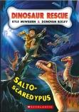 Dinosaur Rescue #8: Salto-Scaredypus