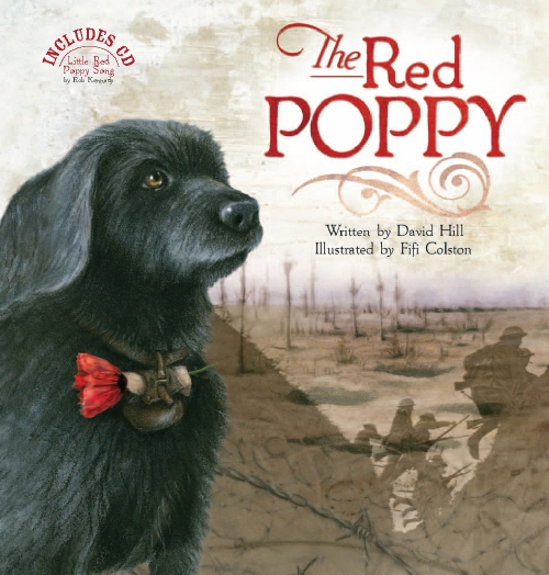 RED POPPY PB                   - Book