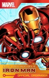 The Invincible Iron Man: Official Organiser