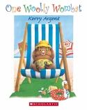 One Woolly Wombat Board Book