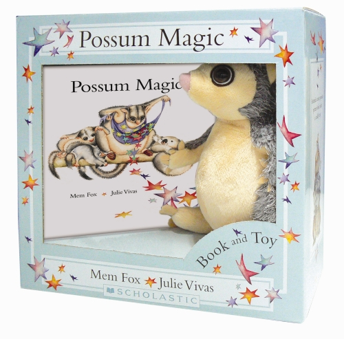 Possum Magic Plush Box Set