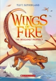 Wings of Fire #1: The Dragonet Prophecy PB