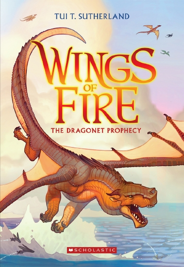 Wings of Fire #1: Dragonet Prophecy