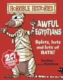 Horrible Histories: Awful Egyptians (Junior Edition)