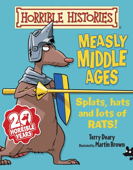 MEASLY MIDDLE AGES JR ED