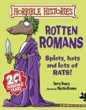 Horrible Histories: Rotten Romans (Junior Edition)